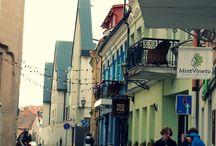 Vilnius, Lituania / The best places of #Vilnius #lithuania