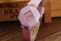 Attractive pink ceramic watch / Unique dial  design , best sales for ladies market