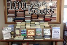 2014 Displays at the Library