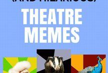 Theatre humour