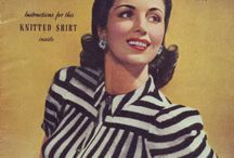~ The Vintage Pattern Files ~ / A selection of free patterns from across the web