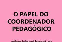 coordenador pedagogico