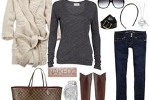 Clothes, shoes, jewelry and more / by Sandi Webb