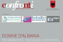 Mondo Donna, Vivi Italia, Anila Bitri, Donne d'Albania, Migrazione Albanese, Roma, Tradizione Albanese