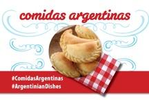 Argentinian Dishes / Comidas Argentinas
