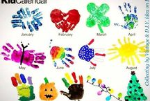 Hand print art ideas