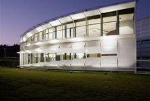Architecture Volets Pliants