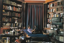 Celebrity libraries