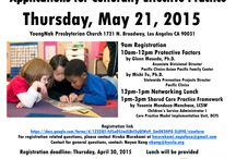 Child Abuse Prevention Annual Conference / FREE Child Abuse Prevention Conference with Free Lunch+Parking @ 05/21/2015 (Thur) from 9:00AM to 3:00PM