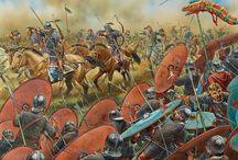 Romani contro barbari