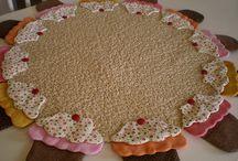 Toalha Cupcake