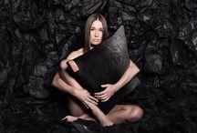winter 2015/16 / PHOTO: Mariola Hupert Photography MODEL: Marzena Gilmajster MUA: Aneta Kocia HAIR: HAIR Design by Kinga Ossowska PILLOW: Miau Design | www.miaudesign.pl