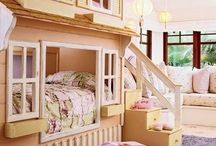 art and decor for little girls' bedrooms