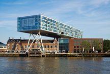 Arquitectura contemporánea de vanguardia / Un tablero colaborativo para observar y aprender sobre arquitectura global de calidad