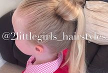 Kapsels voor kleine meisjes