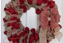 DIY Christmas / Ideas for decorations and pressies