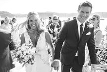 KIRSTY + STU - REAL WEDDING AT THE BOATHOUSE PALM BEACH / Photography by Andy Green