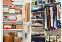 Clean and Organized / by Amy Pickering