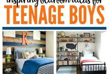 Teenage Boy Rooms