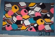 Carmen Hall / Rugs I have made