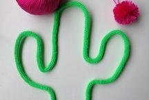 tricotin cactus