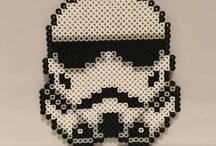 Star wars perler beads