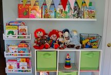 Kid Playroom Ideas