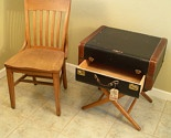 Scott's Stuff (Destinations Vintage on Etsy) / Vintage suitcase tables and more! / by Dawn Valentine