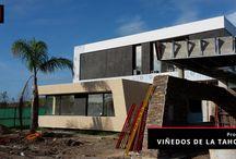 Viñedos de la Tahona / Últimos avances del proyecto ubicado en Uruguay en el departamento de Canelones.