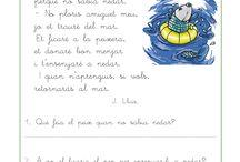 lectura:els peixets