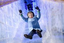 Winter Travel / Destinations and festivals that make the most of wintertime for families!  / by FamilyFun magazine