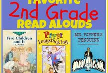 Second grade books