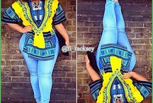 All Things African (Fashion,etc)