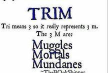 Harry Potter DUH