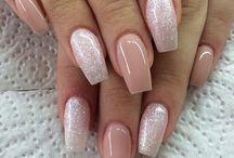 Elegant nails design