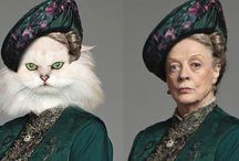 Downton Abbey / by Dianne Ward