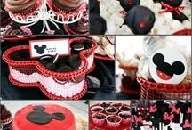 ♥ Mickey & Minnie ♥  / by Christy Kidwell