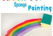 Sponge art