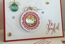 Stampin Up 2016 Holiday Cat