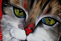 My Pets - Paintings