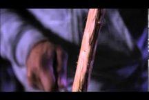 Arte em fazer instrumento o berimbau