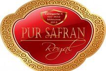 Pur Safran / En cuisine, le Safran exaltera tous vos mets. Le safran ne domine pas, il valorise ! Ses propriétés antioxydantes et révélatrices de goût naturel vous procureront de nouvelles sensations gustatives. Quelques pistils suffisent, avec 1 gramme de Safran vous pourrez préparer plusieurs dizaines de plats.