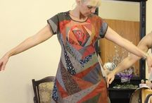 patchwork-  ubrania