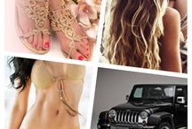 Outfits and cars / Making a stylish lifestyle