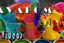 Avalom designs Videos / Toda la información sobre páginas web con repositorios con videos.