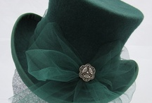 Folksy Finds  Mean Greenies / A St Patrick's Day inspired selection of green lovelies