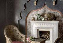 Morocco / Марокканский стиль в интерьере
