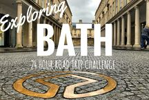 Exploring Bath: 24 hour Road trip challenge. / Exploring Bath 24: hour Road trip challenge. Join me on a road trip as I explore Bath in 24 hours with a car rental. http://traveldave.co.uk/24-hour-bath-road-trip-challenge/