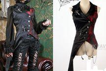 Gotyk, dark fashion