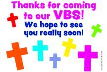 VBS Follow-Up Ideas